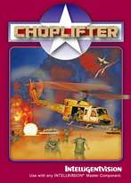 Intellivision Choplifter